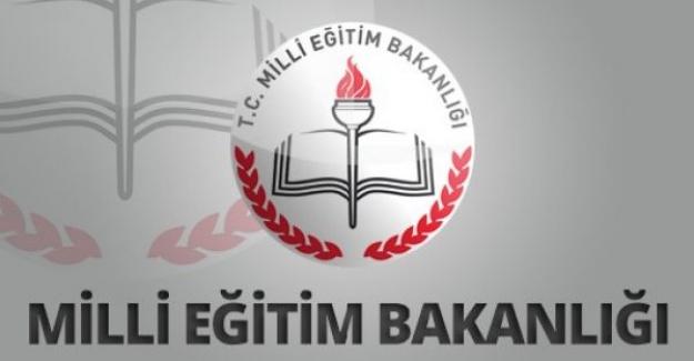 Milli Eğitim Bakanlığından Sene Sonu İşlemler Yazısı