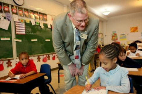 Öğretmenleri geliştirmek, okul müdürlerini de geliştirmek demektir