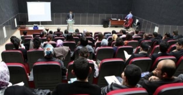 Seminerlere Katılan Okul Müdürlerine Ek Ders Ödemesi Yapılmayacak