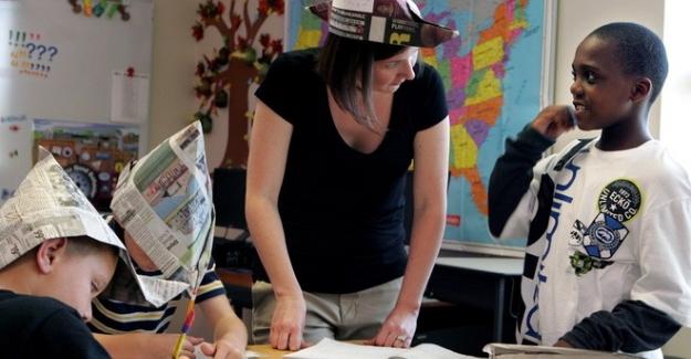 Sınıf öğretmenliği kolay görev değildir