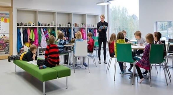 Finlandiya Bitti Eğitimcilere Akıl Vermede Yeni Moda (Okullarda Temizlikçi Olmayan) Japonya