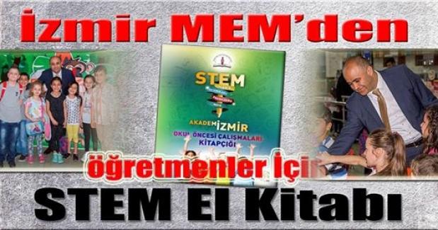 İL MEM'den öğretmenler İçin STEM El Kitabı