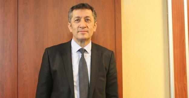 Milli Eğitim Bakanı Ziya Selçuk'a Mektup