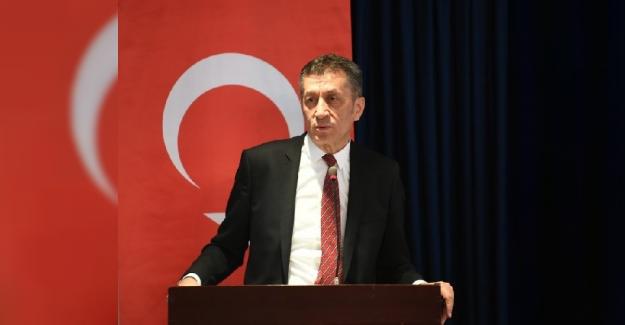 Milli Eğitim Bakanı Ziya Selçuk'un İlk Çalışması Sorunlara Yönelik Oldu