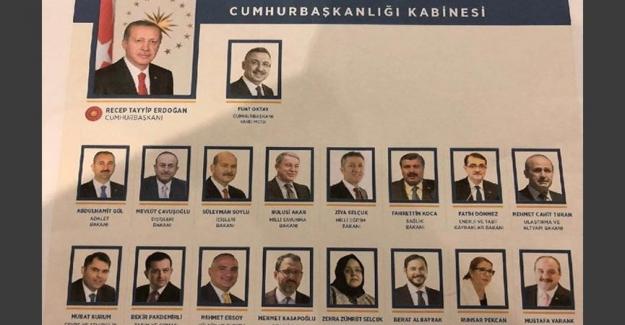 Yeni Kabine Belli Oldu İddiası: Bakın Milli Eğitim Bakanı Kim Oluyor