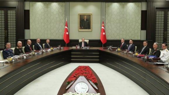 Bakan Ziya Selçuk, YAŞ toplantısına katıldı