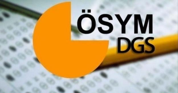 DGS Cevap Kâğıtları, Soruları ve Aday Cevapları Erişime Açıldı