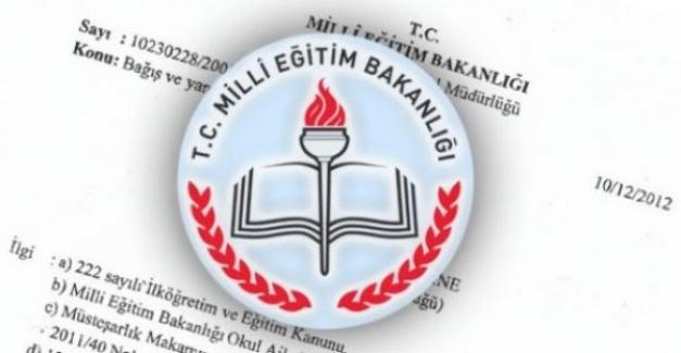 MEB Eğitim Bölgeleri Yönergesi