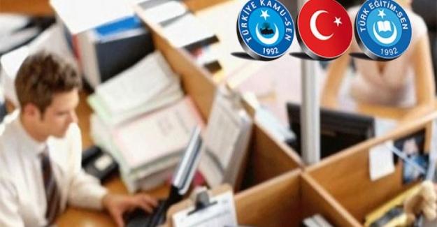 Türk Eğitim Sen: Memurlar Unutulmasın