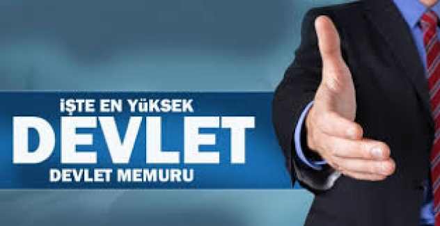 Türkiye'nin En Yüksek Devlet Memuru Atandı. İşte En Yüksek Devlet Memuru
