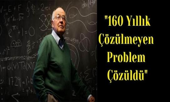 """1 Milyon Dolar Ödüllü, """"160 Yıllık Çözülemeyen Problem Çözüldü"""""""