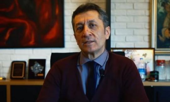 """Bakan Ziya Selçuk'tan """"Ödev"""" Hakkında Açıklama"""