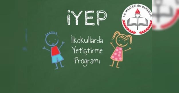 MEB: İlkokullarda Yetiştirme Programı (İYEP) Uygulama Kılavuzunu Yayımladı