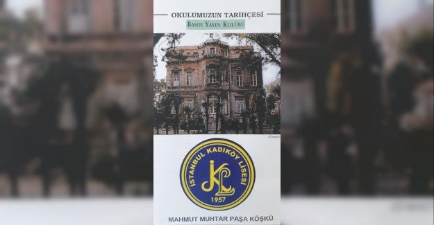 İstanbul Kadıköy Lisesi öğrencileri tarihi köşk hakkında kitapçık hazırladı