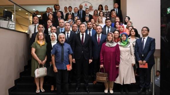Milli Eğitim Bakanı Ziya Selçuk: Ders Başı Yapacak Öğretmenlere Seslendi