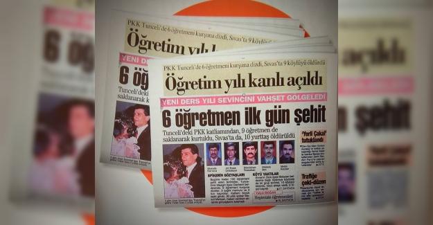 """Tarih """"11 Eylül 1994"""" Okulların Açıldığı İlk Hafta"""