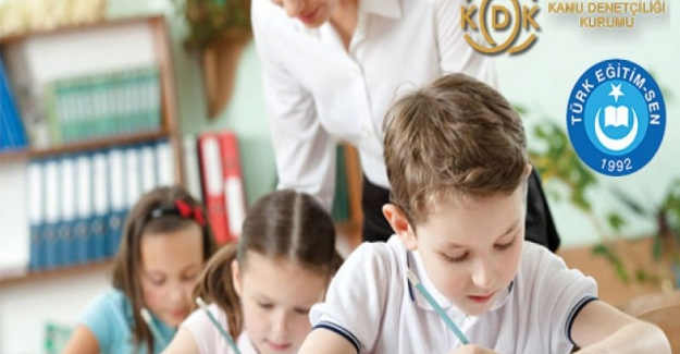 Türk Eğitim Sen: Boş Geçen Derse Girdirilen Nöbetçi Öğretmenlerin, Ek Ders Ücretleri Ödenmelidir