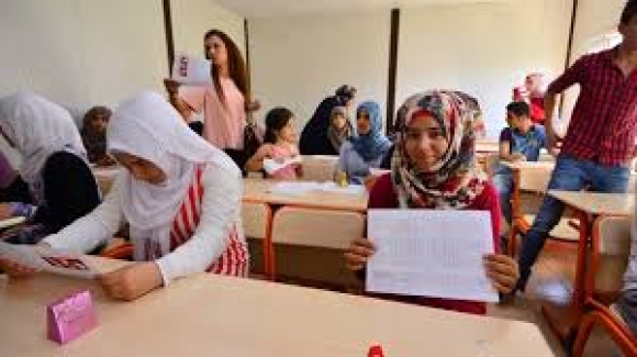Türkiye'de Eğitim Gören Suriyeli Öğrenci Sayısı 600 Binin Üzerinde