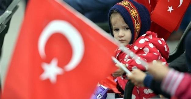 Belirli Gün Ve Haftalarda 29 Ekim Cumhuriyet Bayramına Yer Verilmedi.