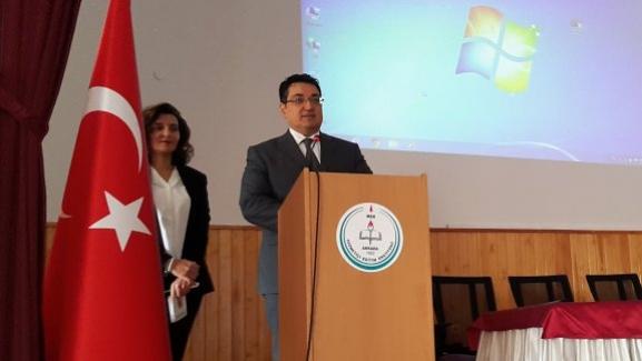 FATİH Projesi Alan Bazlı Öğretim Süreci Tasarımı Eğitici Eğitimi Kursu açılışı yapıldı