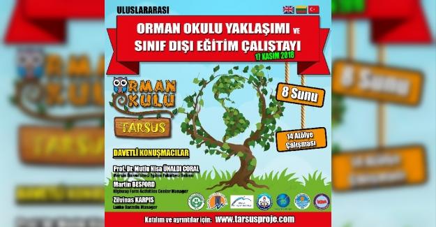 Orman Okulu Yaklaşımı Ve Sınıf Dışı Egitim Çalıştayı