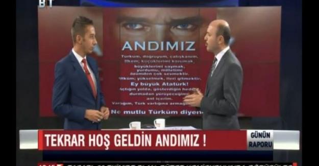 Türk Eğitim Sen Genel Başkanı Talip Gelyan: Öğrenci Andı Turnusol Kağıdıdır