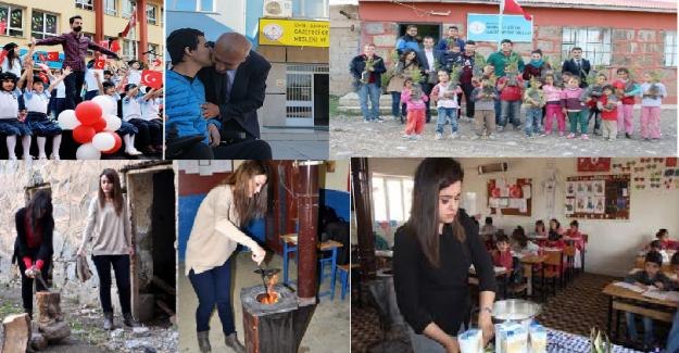 """Türkiye'de Öğretmen Olmak """"Her Şey"""" Olmak Demektir"""