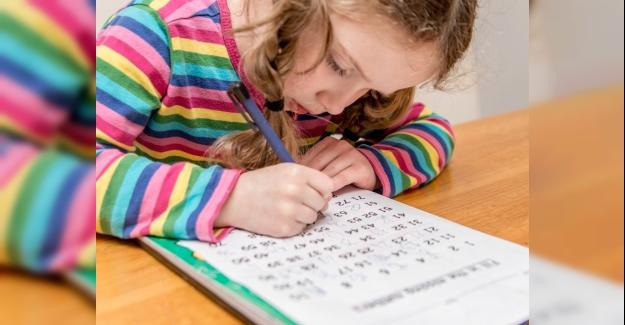 1. Sınıf Öğrencilerinin Ödev Yapması!