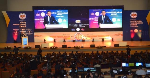 """MEB: FATİH Projesi Eğitim Teknolojileri Zirvesi 2018"""" i tamamladı"""