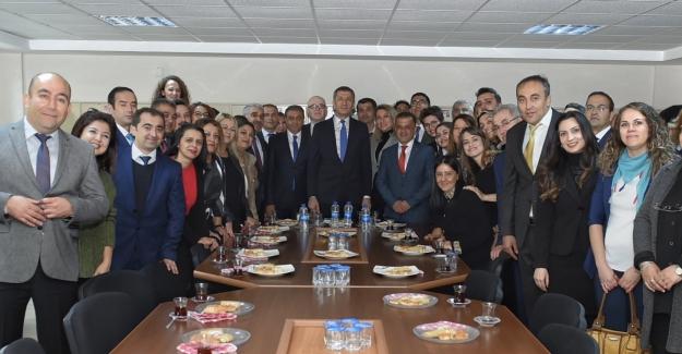 """Milli Eğitim Bakanı Ziya Selçuk; """"2023 Eğitim Vizyonunu Anlattı"""""""