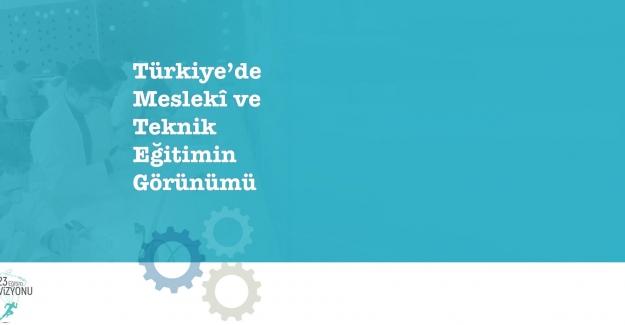 Milli Eğitim Bakanlığı: Türkiye'de Meslekî ve Teknik Eğitimin Görünümü