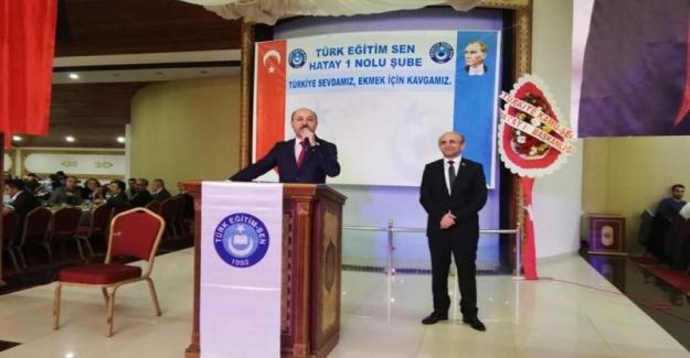 """Talip Gelyan: """"Cumhuriyetin Öğretmenleri 24 Kasım'da Öğretmenler Gününü Kutlar"""""""