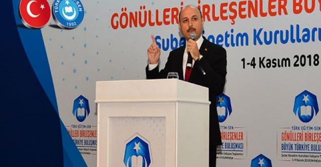 """Türk Eğitim Sen Genel Başkanı Talip Gelyan: """"MEB Yönetici Atamayı Seçime Kurban Etmemeli"""""""