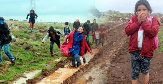 Günümüz Türkiye'sinde Eşek Sırtında Okula Gidiyorlar