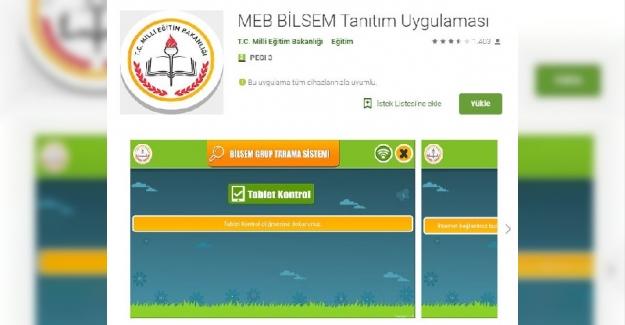 Milli Eğitim Bakanlığı BİLSEM Tanıtım Uygulamasını Yayınladı