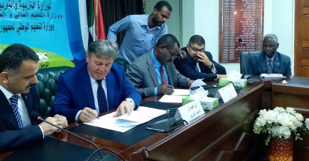 Milli Eğitim Bakanlığı; Sudan İle Eğitim İş Birliği Antlaşması İmzaladı