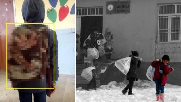 Öğrencinin Battaniye Çantayla Okula Gittiği İddiasıyla İlgili Muş Valiliğinden Açıklama