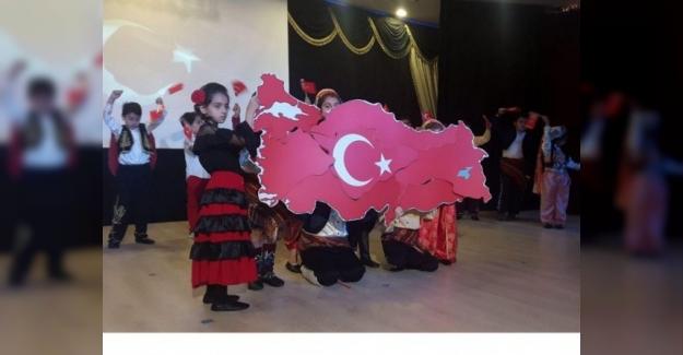 Okullarda Tutum, Yatırım ve Türk Malları Haftası Kutlandı