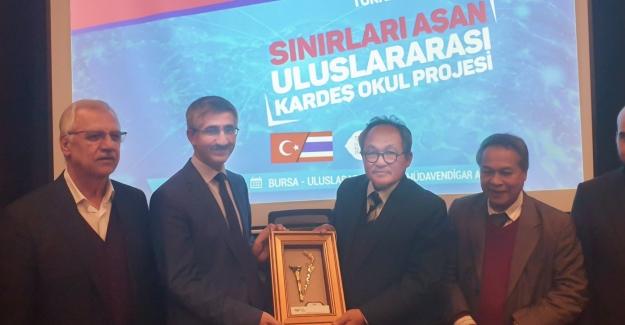 """""""SINIRLARI AŞAN KARDEŞ OKUL PROJESİ"""""""