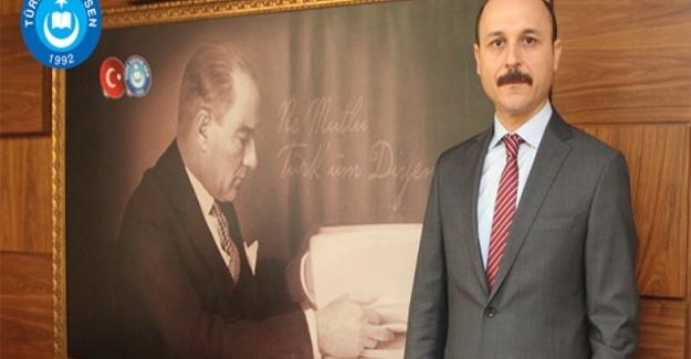 Türk Eğitim Sen Genel Başkanı Talip Geylan'dan Alan Değişikliği Açıklaması