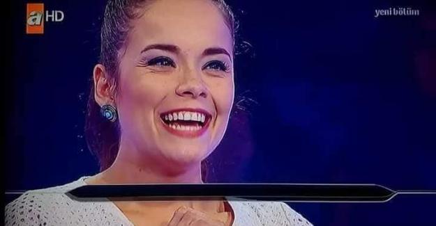 """Adı Selin Anaokulu Öğretmeni. ATV 'de """"Kim Milyoner olmak ister?"""" yarışmasına katılıyor."""