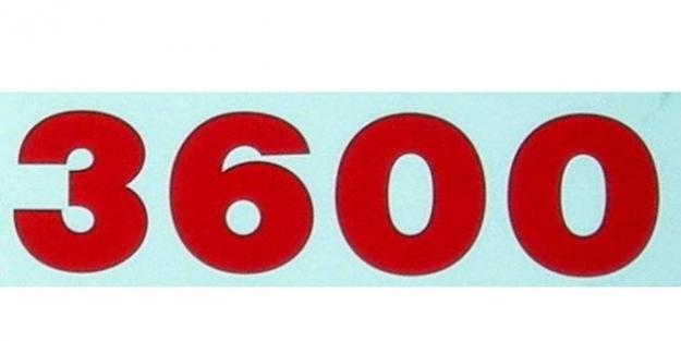 Bakandan 3600 Ek Gösterge Açıklaması