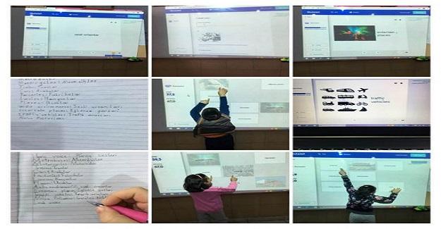 Öğrenciler gürültü kirliliğinin sebeplerini dijital oyunlarla öğreniyor