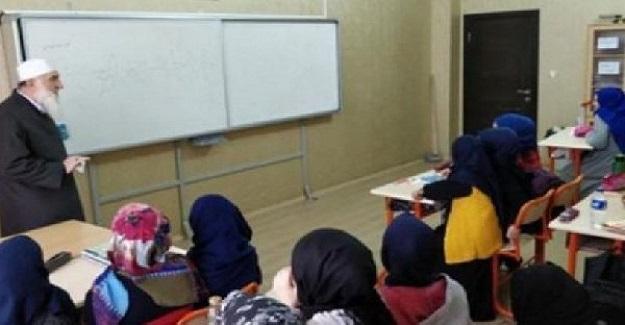 Sarıklı Ve Cübbeli Olarak Ders işleyen Okul Hakkında Karar Çıktı