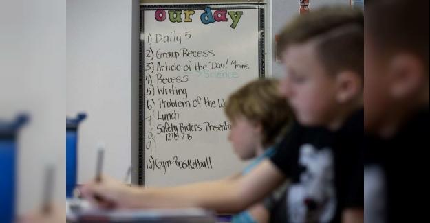 Teneffüs Sayısını İki Katına Çıkaran Okul, Öğrencilerden Daha Çok Verim Aldı