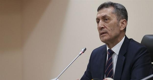Bakan Ziya Selçuk'tan KPSS'de Yüksek Puan Alan Ama Mülakatlarda Elenen Öğretmenler Hakkında Açıklama