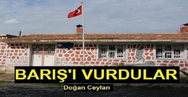 Bir öğrencimizin PKK tarafından vuruluşunu anlattığım gerçek öykü. Barış'ı Vurdular