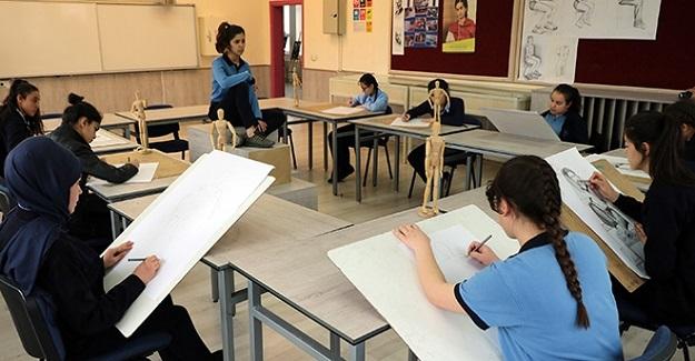 Bu Meslek Lisesi Türkiye'de İlk 4'de girdi