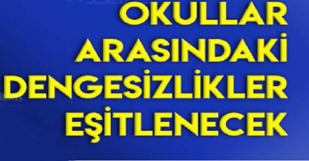 """Milli Eğitim Bakanı Ziya Selçuk: """"Okullar Arasında ki Eşitsizlikler Ve Ve Dengesizlikleri Eşitleyeceğiz"""""""