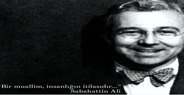 Milli Eğitim Bakanı Ziya Selçuk'tan Sabahattin Ali Mesajı
